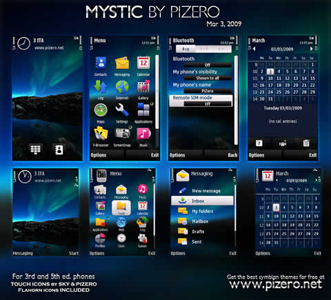 New Nokia N95 Themes Free Download
