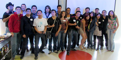 Reuni n de partners de youtube en m xico 2011 for Oficinas de youtube mexico
