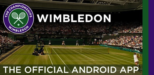 Sigue en vivo Wimbledon desde tu iPhone y Android