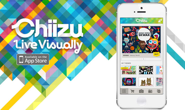 Chiizu app para decorar fotos y a adir efectos en ios - App decorar fotos ...