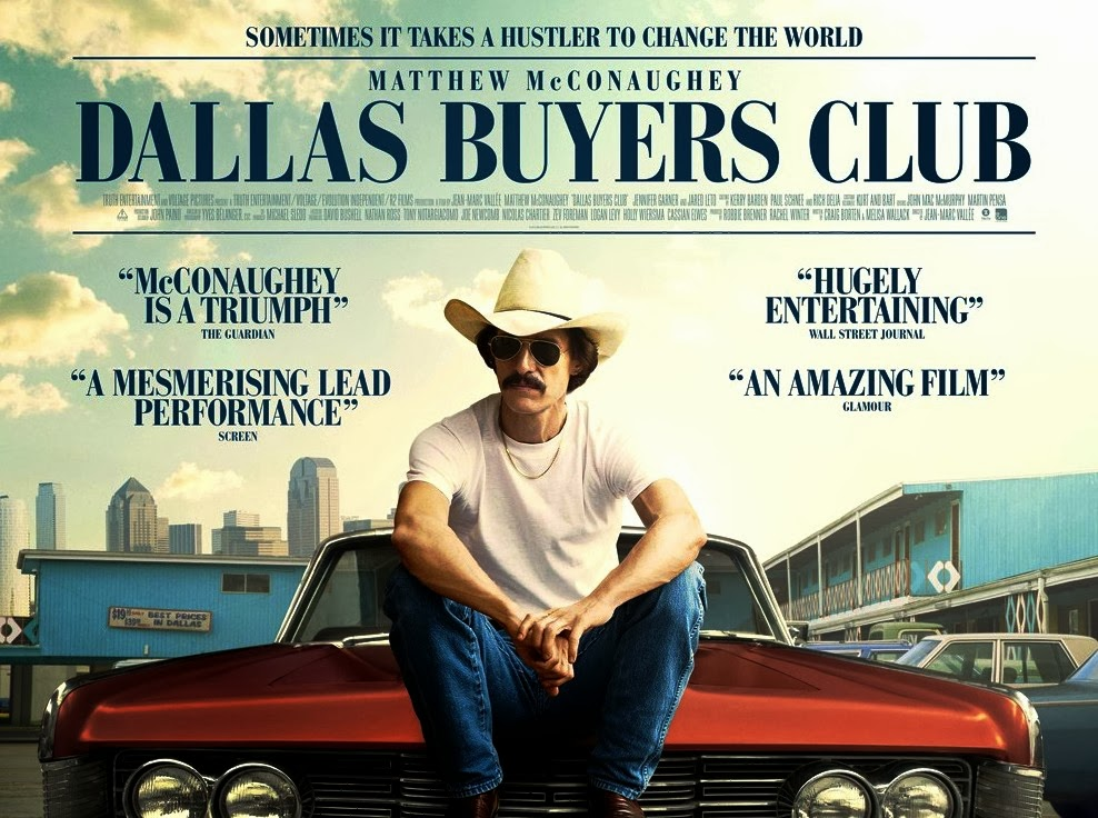 Samar 2013 Movie Poster: Estreno De La Semana En El Cine: Dallas Buyers Club