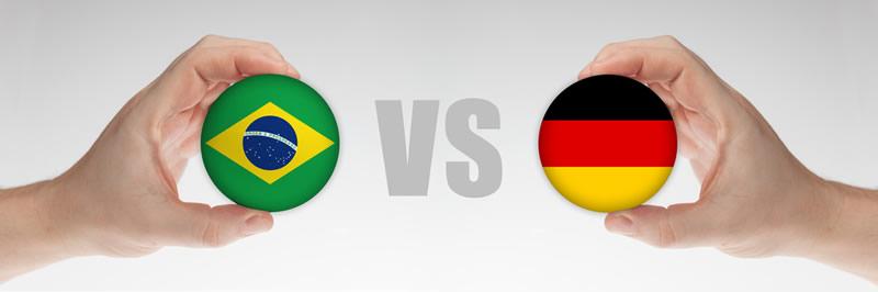 Brasil vs Alemania EN VIVO ONLINE TV