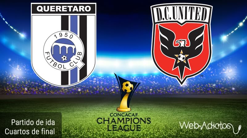Quer taro vs dc united concachampions 2016 partido de ida for P kitchen dc united